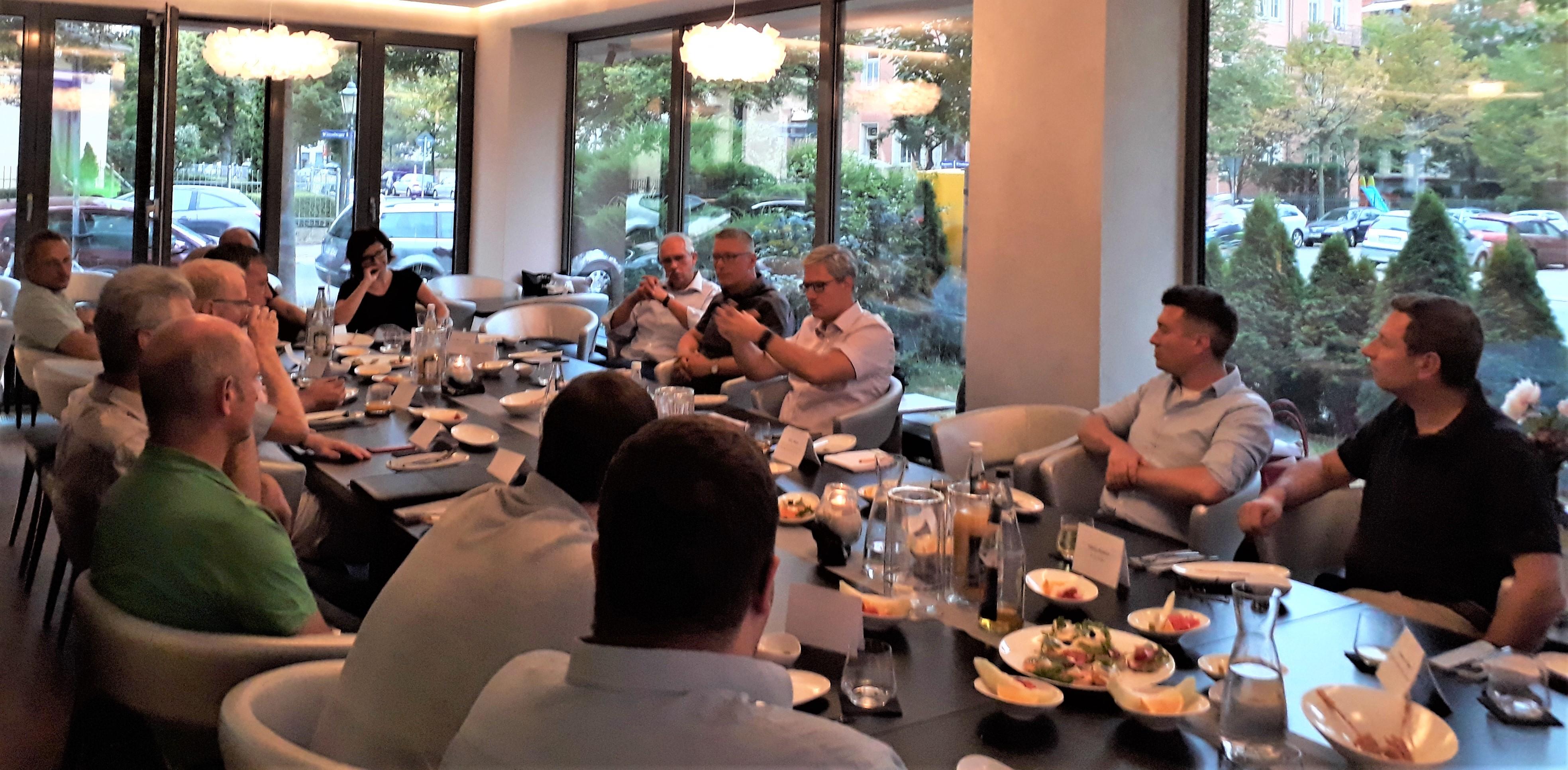 VDI Arbeitskreis-Meeting: Kundenvertrauen gewinnen