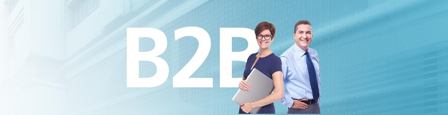 Im B2B müssen Marketing und Vertrieb zusammenarbeiten